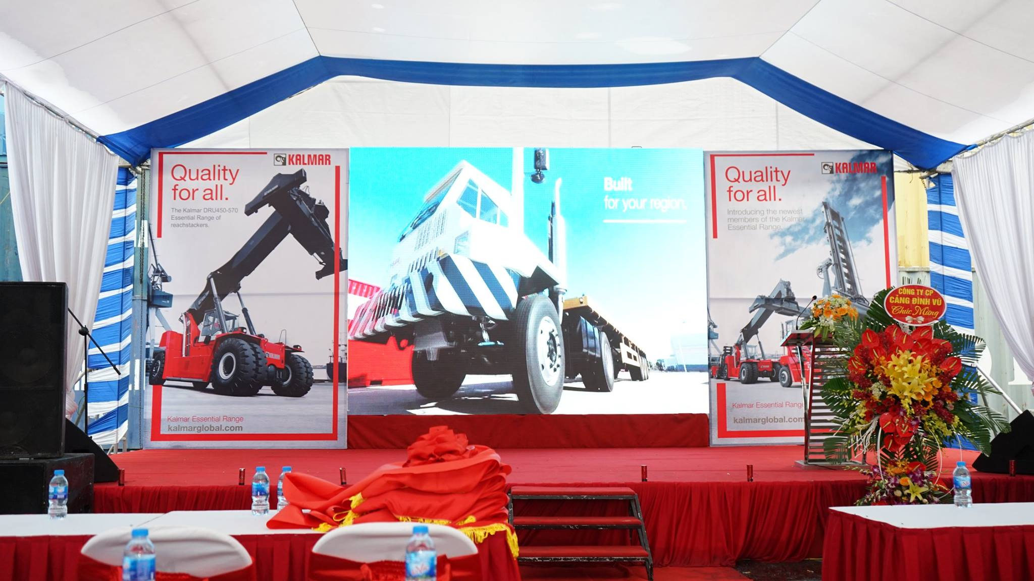 The All-New Kalmar Essential Range Launching Event - 27.06.2018 | Sao Á D.C Depot, Hải Phòng.