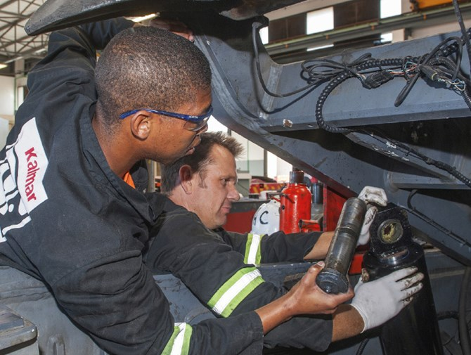 Port Industry Services