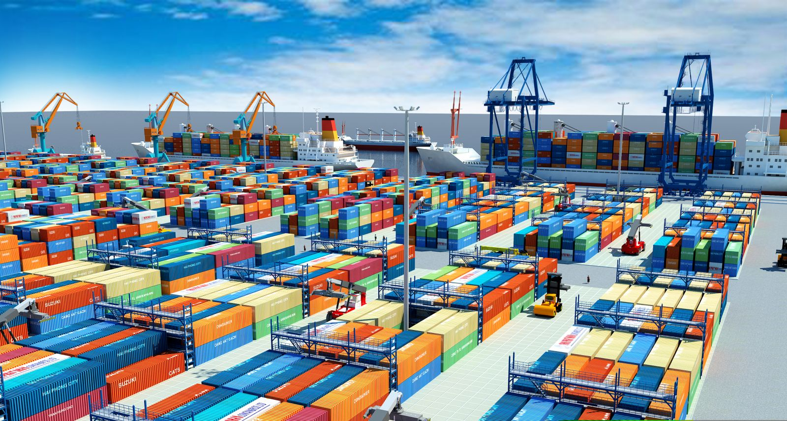 Port Industry Projects