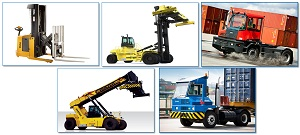 Service for rent specialized supporting equipment